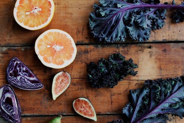grapefruitkale_ingredients
