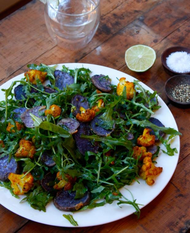 salad mapleandmiso